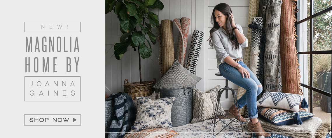 Magnolia Home by Joanna Gaines | Loloi Designer Rugs