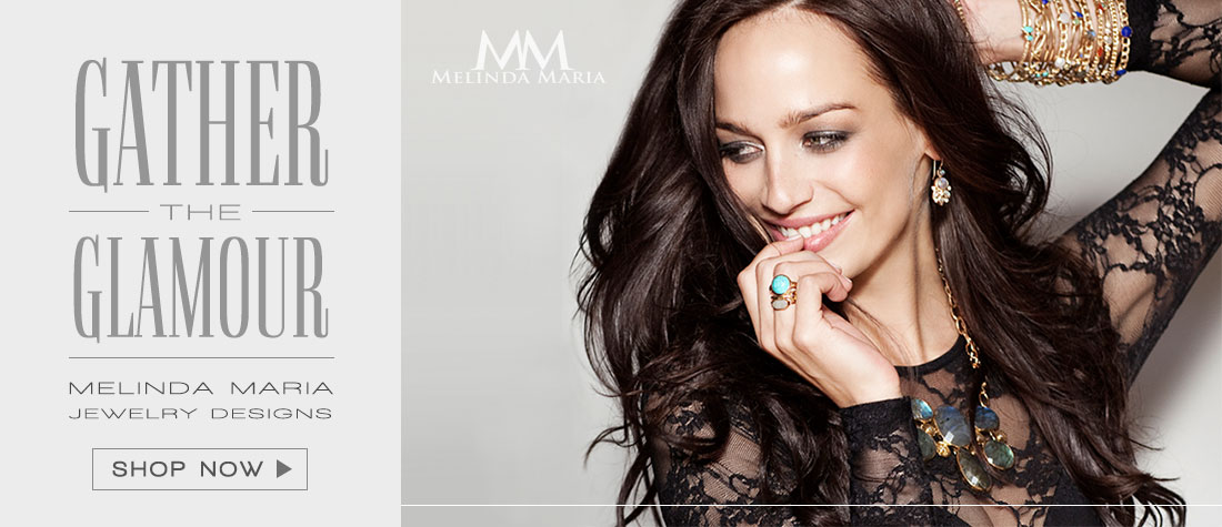 Gather the Glamour - Melinda Maria Jewelry Designs