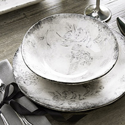Shop Arte Italica Giulietta Dinnerware At Peace, Love & Decorating. FREE SHIPPING on All Orders!