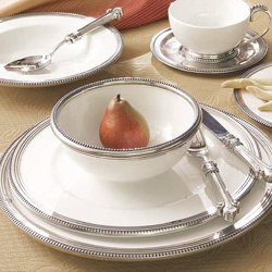 Shop Arte Italica Perlina Dinnerware At Peace, Love & Decorating. FREE SHIPPING on All Orders!