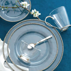 Shop Arte Italica Tesoro Dinnerware At Peace, Love & Decorating. FREE SHIPPING on All Orders!