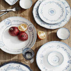 Shop Arte Italica Venezia DInnerware At Peace, Love & Decorating. FREE SHIPPING on All Orders!