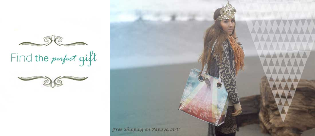 Papaya Art Fashion Accessories