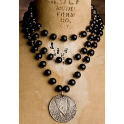 Shannon Koszyk Necklace & Rosary