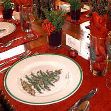 Christmas Dishes & Tabletop
