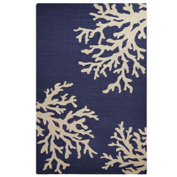 Luxury Rug with Pattern | High-End Area Rugs with Coastal Designs