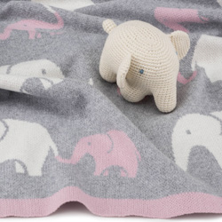 Darzzi Baby Gifts | Knitted Rattles and Animal Baby Blankets