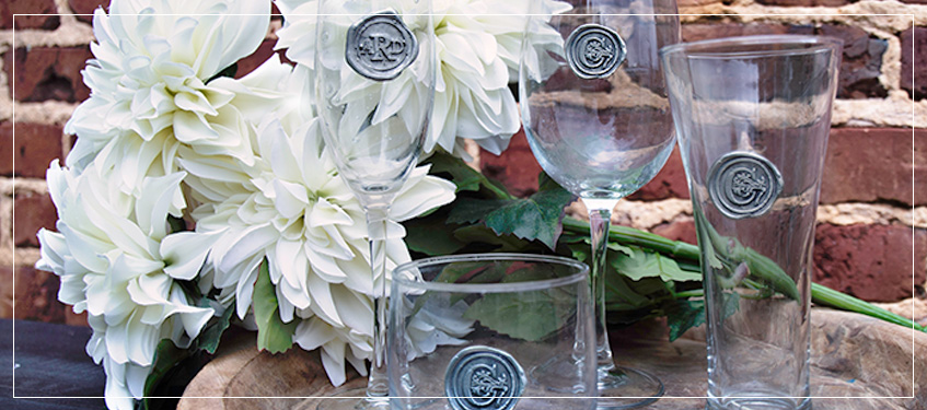 Southern Jubilee Customizable Glasses Glass Monogrammed