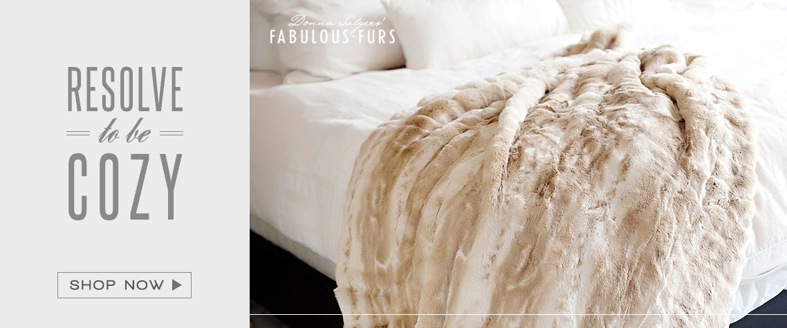 Fabulous Furs and Throws