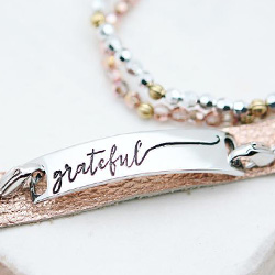 Lenny & Eva Sentiments | Large Quote Sentiments | Small Word Sentiments | Refined Gold Sentiments