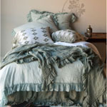Luxury bedding and designer bed sets