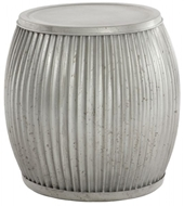 Aidan Gray Home Galvanized Planter/Side Table G85
