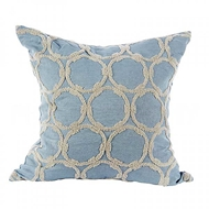 Aidan Gray Home Accessories Circles Pillow P20 CIR BG