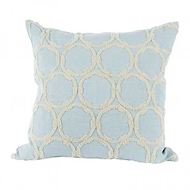 Aidan Gray Home Accessories Circles Pillow P20 CIR LBC