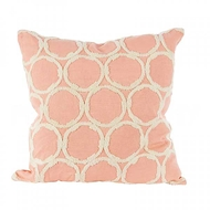 Aidan Gray Home Accessories Circles Pillow P20 CIR PW