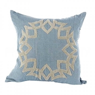 Aidan Gray Home Accessories Crown Pillow P20 CRO BG