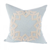 Aidan Gray Home Accessories Crown Pillow P20 CRO LBC