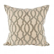 Aidan Gray Home Accessories Ripples Pillow P20 RIP CG