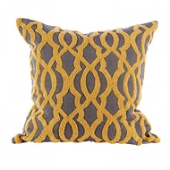 Aidan Gray Home Accessories Ripples Pillow P20 RIP NM