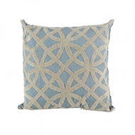 Aidan Gray Home Accessories Trellis Pillow P20 TRE BG