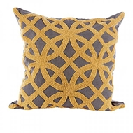 Aidan Gray Home Accessories Trellis Pillow P20 TRE NM