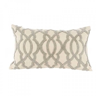 Aidan Gray Home Accessories Ripples Pillow PL12 RIP CG