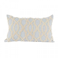 Aidan Gray Home Accessories Ripples Pillow PL12 RIP LBC