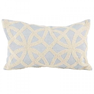 Aidan Gray Home Accessories Trellis Pillow PL12 TRE LBC