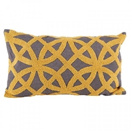 Aidan Gray Home Accessories Trellis Pillow PL12 TRE NM