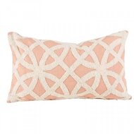 Aidan Gray Home Accessories Trellis Pillow PL12 TRE PW