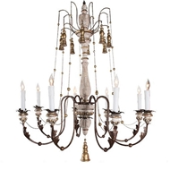 Aidan Gray Lighting Hillcrest Chandelier Small L905S CHAN GLD