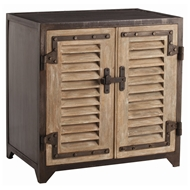 Arteriors Home Accessories Lyon Cabinet With Distressed Finish In Neutral