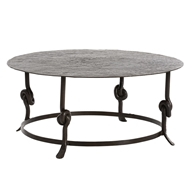 Arteriors Home Arnot Cocktail Table 2525 Gray - Iron