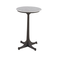 Currey Shade-Belrose Accent Table
