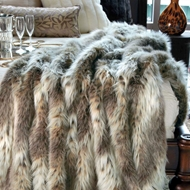 Limited Edition Russian Lynx Faux Fur
