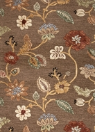 Jaipur Garden Party Rug from Blue Collection - Product view