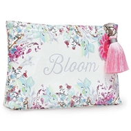 Papaya Art Blooms Accessory Pouch Large