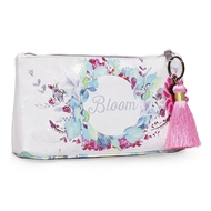 Papaya Art Blooms Accessory Pouch Small