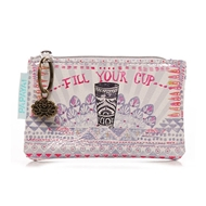 Papaya Art Fill Your Cup Coin Purse - Women%27s Accessories