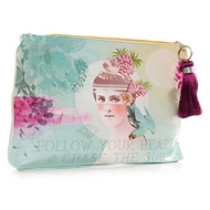 Papaya Art Sun Chaser Large Accessory Pouch - Women%27s Accessories