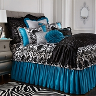 Rogue Designs - Diva Bed Collection - Teal