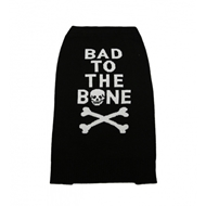 Skull Dog by 360 Cashmere Bad To The Bone Dog Sweater