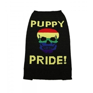 Skull Dog by 360 Cashmere Puppy Pride Dog Sweater