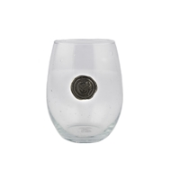 Southern Jubilee Custom Personalized Stemless Wine Glass