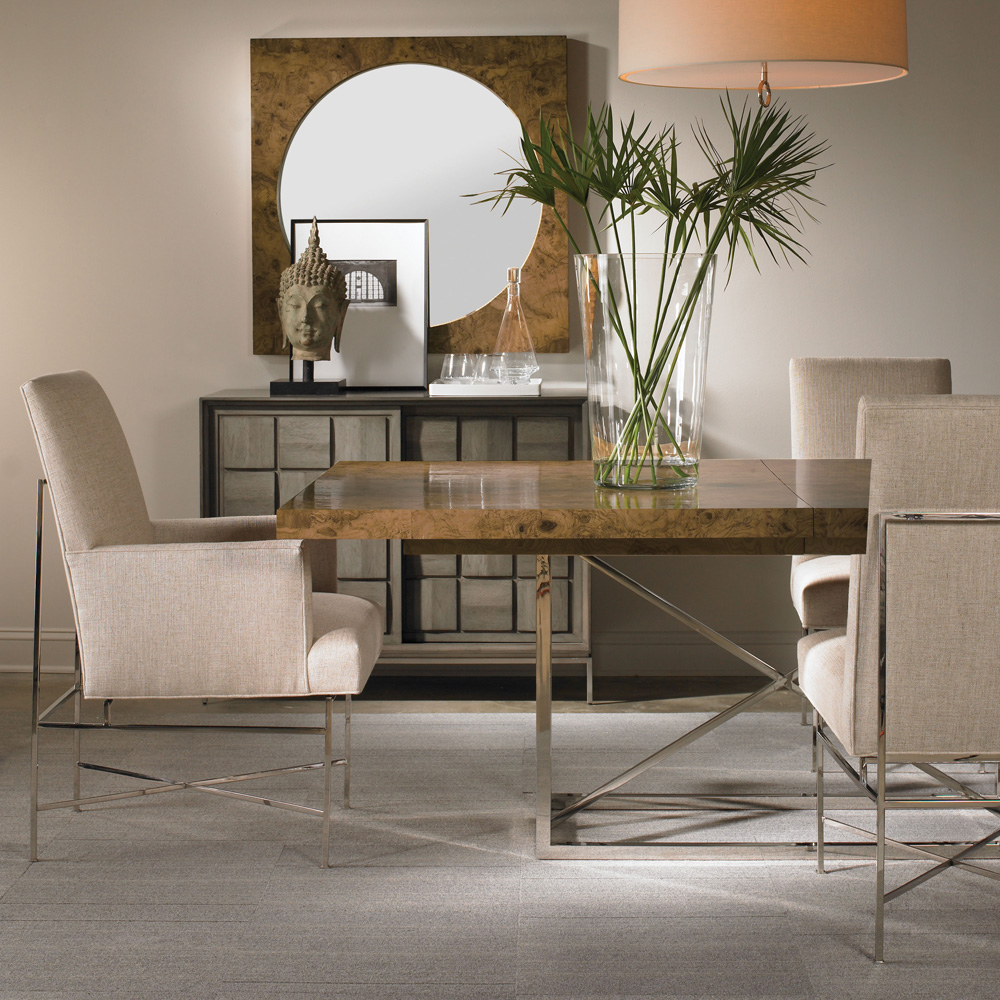 Vanguard Michael Weiss Boswell Side Chair Contemporary Dining Chairs