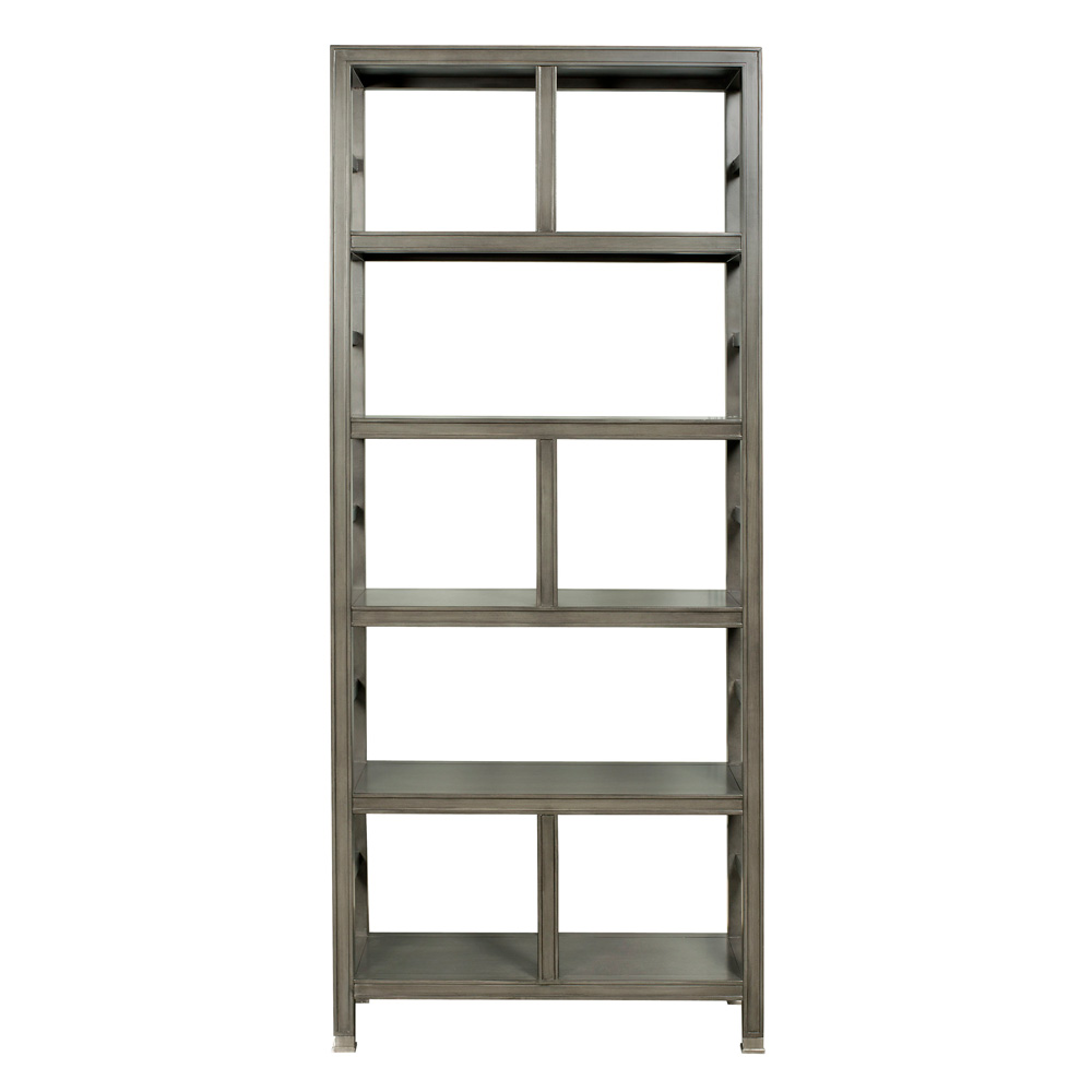 vanguard michael weiss holmes etagere | contemporary wooden furniture