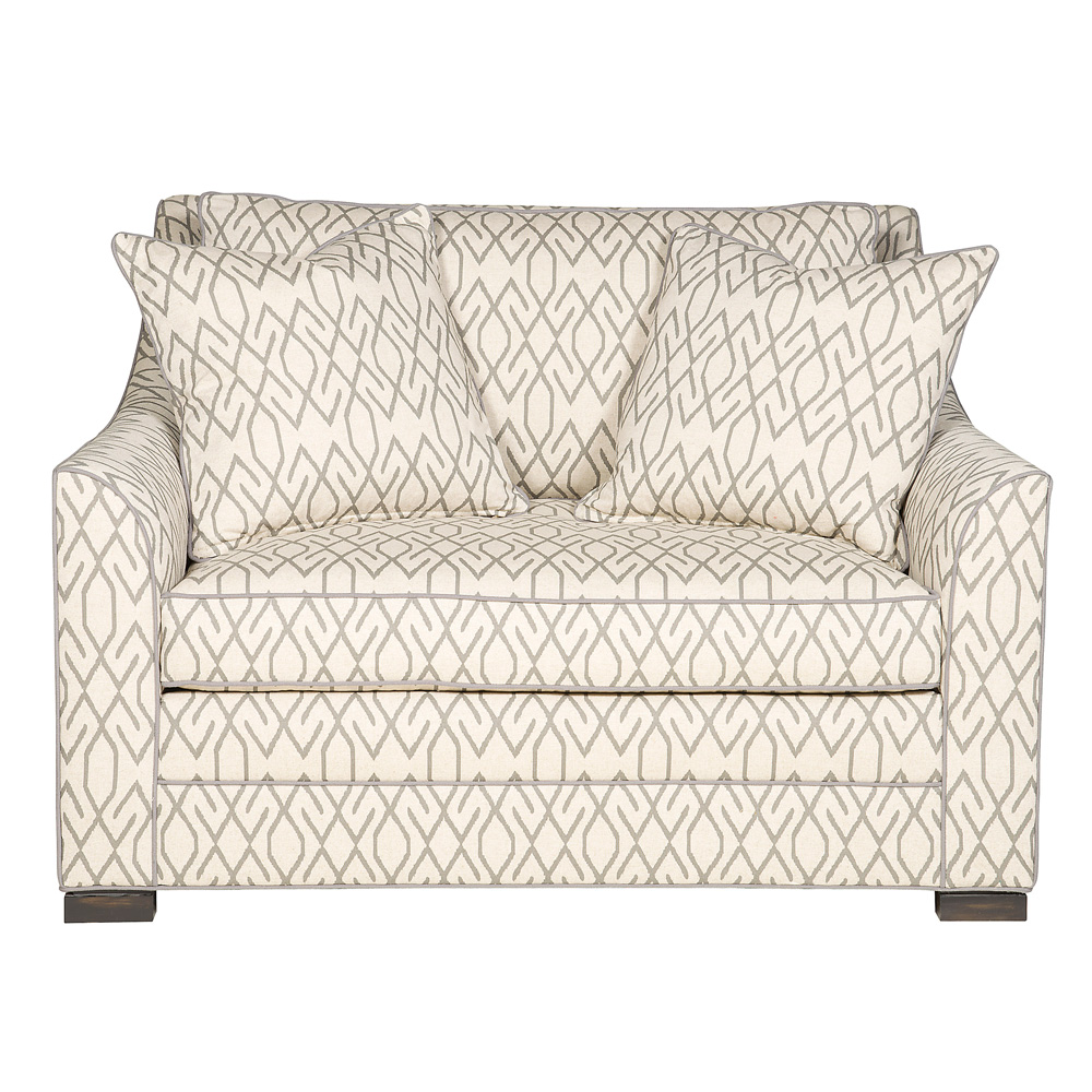 Vanguard Furniture American Bungalow Collection Nicholas Chair U0026 A Half ...