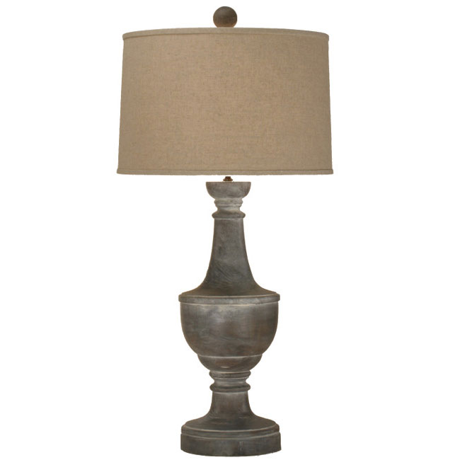 235a Wooden Lamps Zeugma Import