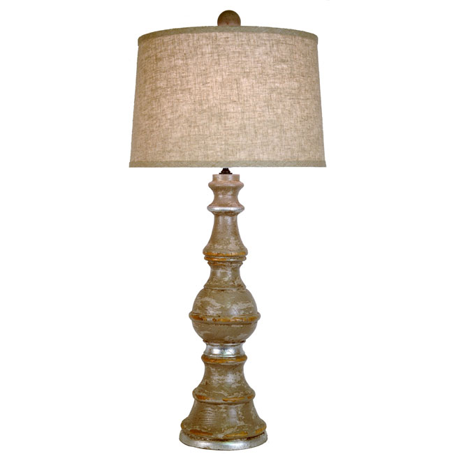 236b Wooden Lamps Zeugma Import