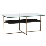 Arteriors Home Barnes Cocktail Table 2550 - Steel